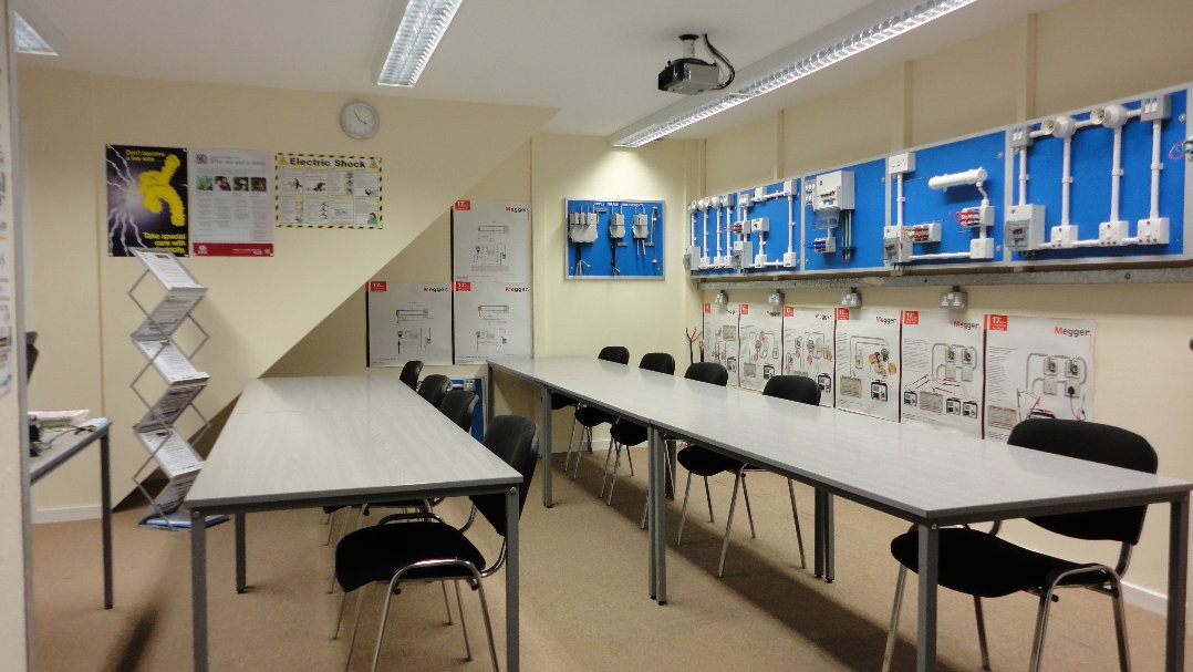 Morris Services Limited Classroom unit 23 Avondale Business Centre
