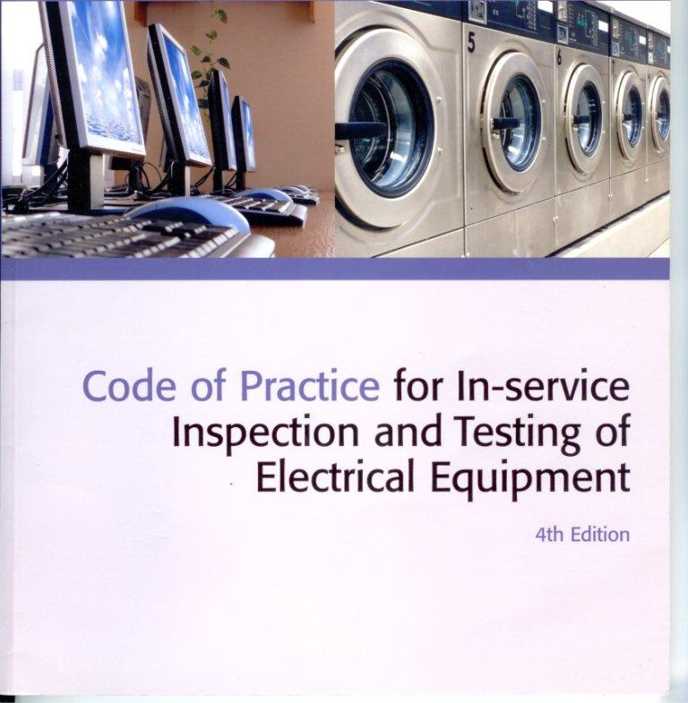 code of practice for in service inspection and testing of electrical equipment city and guilds 2377-22