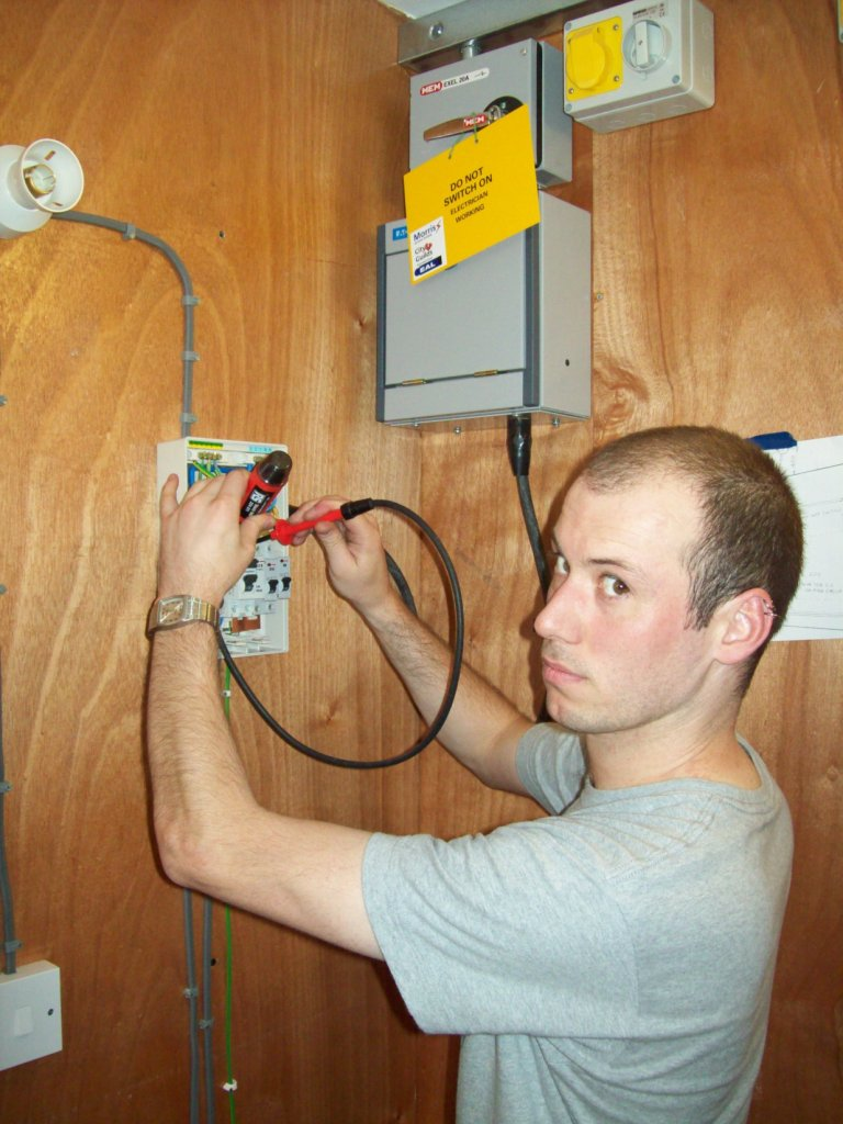 Course description  sc 1 st  Morris Services Ltd : practical electrical wiring - yogabreezes.com