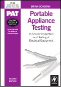 portable appliance testing city and guilds 2377-22 by brian scaddan